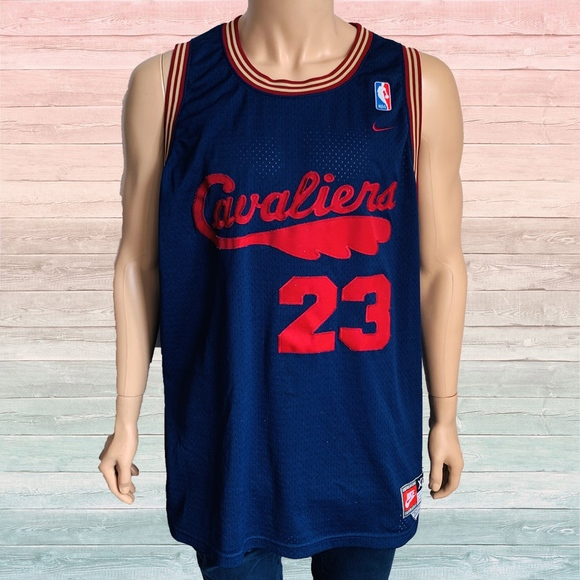 online store 8e77f bd5c2 Nike Cleveland Cavaliers Lebron James Jersey